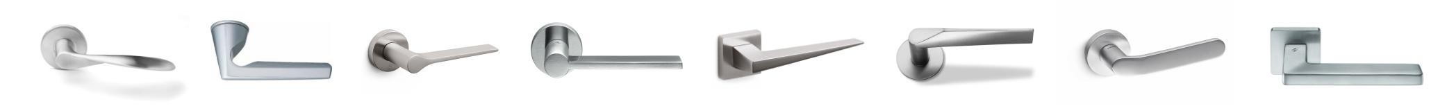Stylish designer lever handles